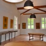 Château de Saurs, Espace Art, expo LAULHE / © DR